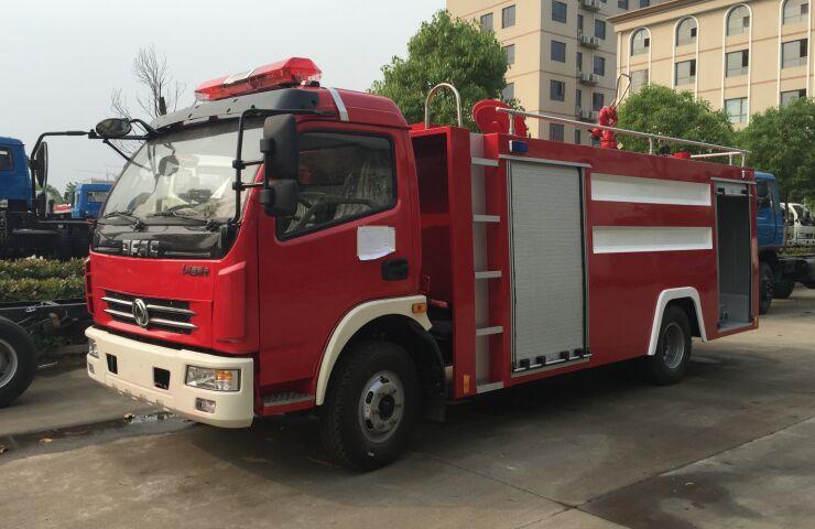 一台消防车多少钱了,很多客户最想知道了(图2)