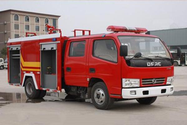 森林四驱消防车改装介绍 (图2)